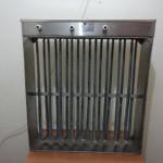 bancos de resistencias para ductos de calefaccion