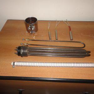 resistencias eléctricas industriales