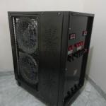 bancos de carga para prueba de generadores
